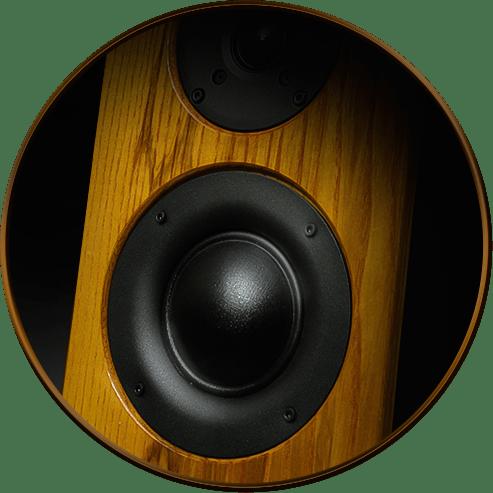 kolumny głośnikowe monitor